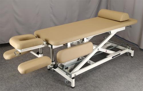 Массажный стол с электроприводом на х-раме standard ― mx